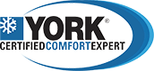 York Certified Comfort Expert in Nashua NH